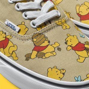 ❤️🔥 RARE | Disney x Vans - Winnie the Pooh Sneakers